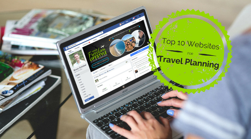 The Top 10 Travel Planning Websites You Need for Your Next Vacation