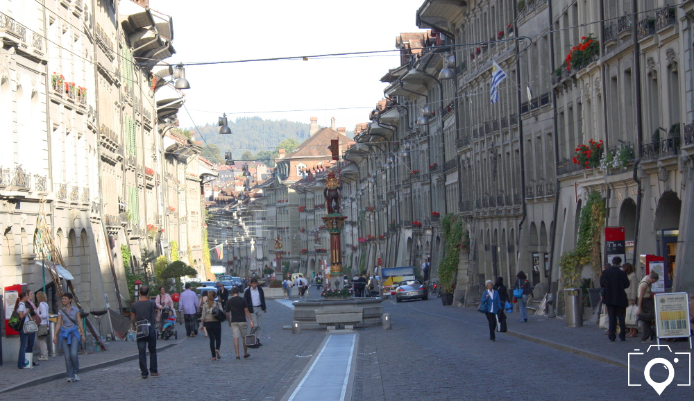 bern walking tour