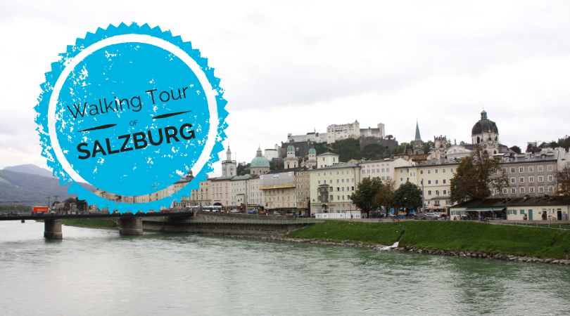 Salzburg Walking Tour: Mozart to the Sound of Music