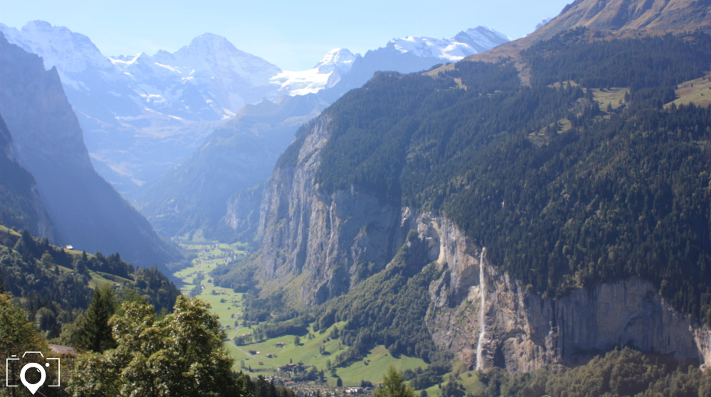 Lauterbrunnen Hiking