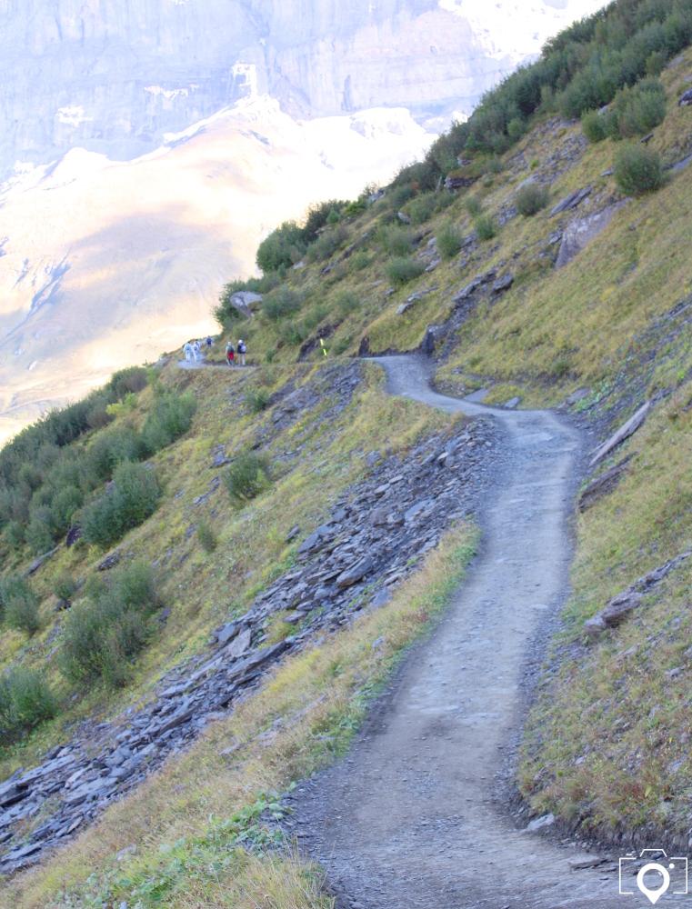 Lauterbrunnen Hiking