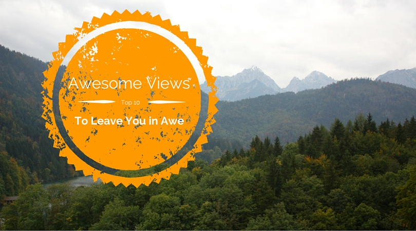 10 Awesome Views That Will Leave You In Awe (Especially #4)!