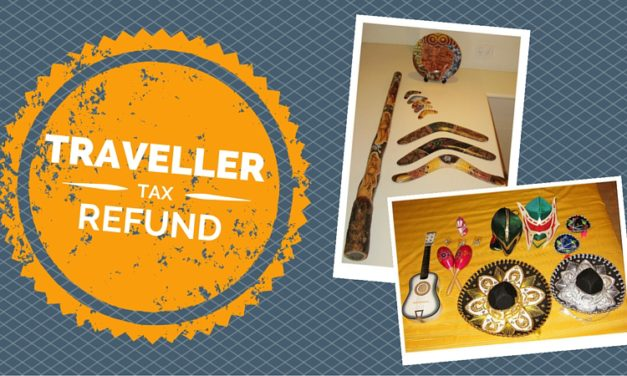 The Traveller Tax Refund: Are You Leaving Money Behind When You Travel?