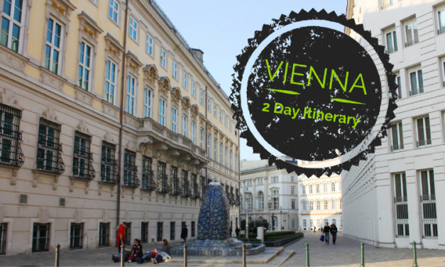 Best of Beautiful Vienna 2 Day Itinerary