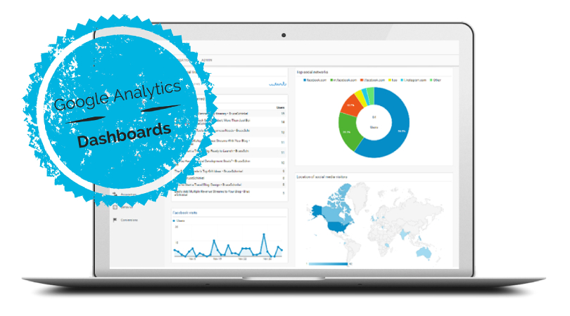 Your Complete Google Analytics Introduction to Dashboard Reporting