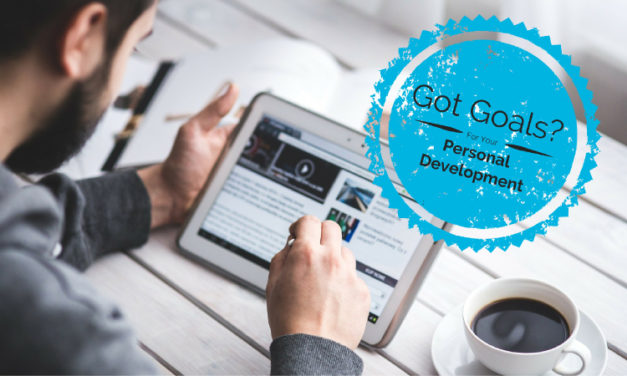 Do You Have Personal Development Goals?