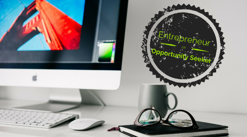 What Top Entrepreneurs Know That Opportunity Seekers Don't!