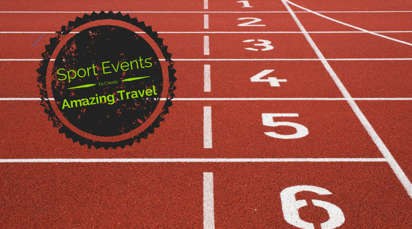 Use Sport Events to Create Amazing Travel Experiences