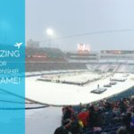 Avoiding Freezing at the World Junior Hockey Championship Outdoor Hockey Game