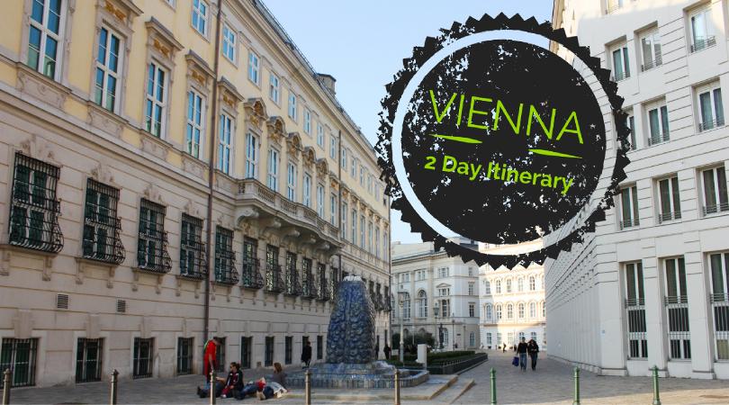 Best of Beautiful Vienna 2 Day Itinerary • BruceSchinkel