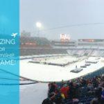 Avoiding Freezing at the World Junior Hockey Championship Outdoor Hockey Game